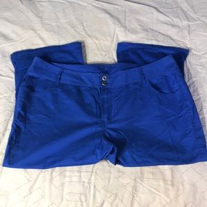 Lane Bryant Capri pants